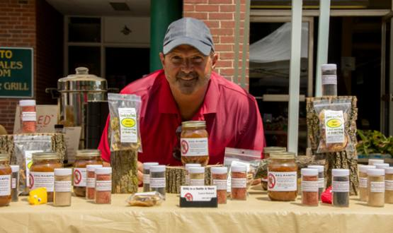 Farmers Market Vendor